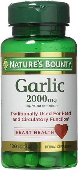 Buy Garlic tablet on Amazon